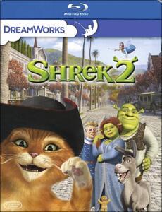Shrek di Andrew Adamson,Victoria Jensen - Blu-ray