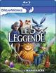 Cover Dvd DVD Le 5 leggende