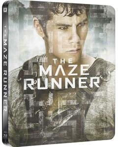 Maze Runner. Il labirinto<span>.</span> Limited Edition Steelbook di Wes Ball - Blu-ray