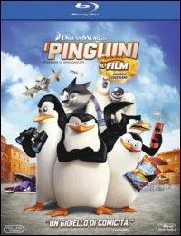 Cover Dvd pinguini di Madagascar (Blu-ray)
