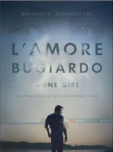 L' amore bugiardo. Gone Girl di David Fincher - DVD