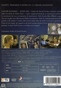 L' amore bugiardo. Gone Girl di David Fincher - DVD - 2