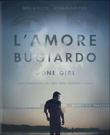 L' amore bugiardo. Gone Girl di David Fincher - Blu-ray