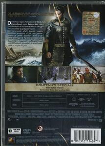 Exodus. Dei e Re di Ridley Scott - DVD - 2