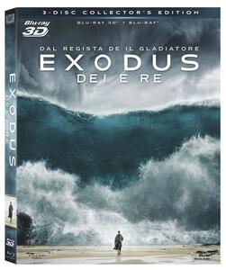 Exodus. Dei e Re 3D (Blu-ray + Blu-ray 3D) di Ridley Scott - 2