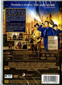Notte al museo 3. Il segreto del faraone di Shawn Levy - DVD - 2