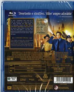 Notte al museo 3. Il segreto del faraone di Shawn Levy - Blu-ray - 2
