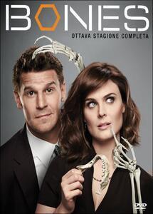 Bones. Stagione 8 (6 DVD) - DVD