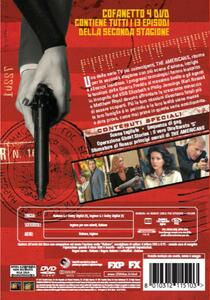 The Americans. Stagione 2 (4 DVD) - DVD - 2