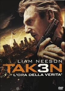 Taken 3. L'ora della verità di Olivier Megaton - DVD