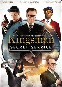 Kingsman: Secret Service di Matthew Vaughn - DVD