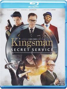 Kingsman: Secret Service di Matthew Vaughn - Blu-ray