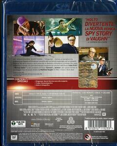 Kingsman: Secret Service di Matthew Vaughn - Blu-ray - 2