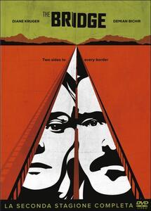 The Bridge. Stagione 2 (4 DVD) - DVD