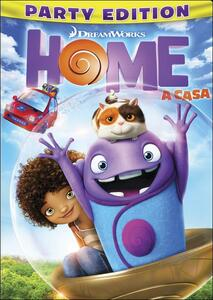 Home. A casa<span>.</span> Party Edition di Tim Johnson - DVD