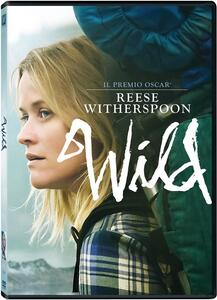 Wild di Jean-Marc Vallee - DVD