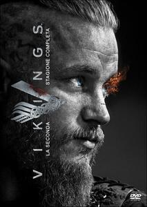Vikings. Stagione 2. Serie TV ita (3 DVD) - DVD