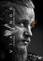 Vikings. Stagione 2. Serie TV ita (3 DVD)