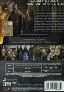 Vikings. Stagione 2. Serie TV ita (3 DVD) - DVD - 2