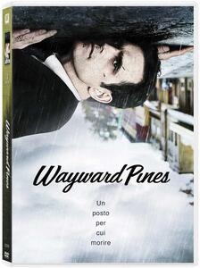 Wayward Pines. Stagione 1. Serie TV ita (3 DVD) - DVD