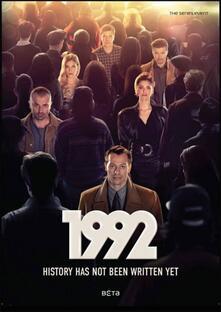 1992 (3 Blu-ray) di Giuseppe Gagliardi - Blu-ray