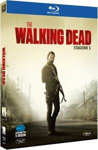 The Walking Dead. Stagione 5. Serie TV ita (5 Blu-ray) - Blu-ray