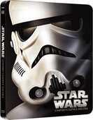 Film Star Wars. Episodio V. L'impero colpisce ancora (Steelbook) Irvin Kershner