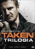 Film Taken. Trilogia Olivier Megaton Pierre Morel