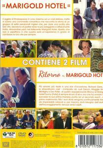 Marigold Hotel (2 DVD) di John Madden - DVD - 2