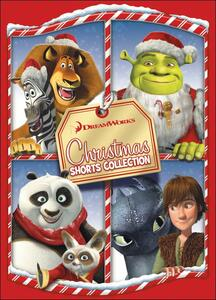 DreamWorks Christmas Shorts Collection - DVD