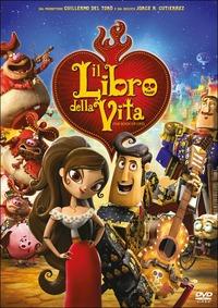 Cover Dvd libro della vita (DVD)