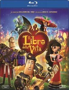 Il libro della vita di Jorge R. Gutiérrez - Blu-ray