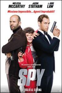 Spy di Paul Feig - DVD