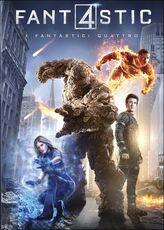 Film Fantastic 4. I fantastici quattro Josh Trank