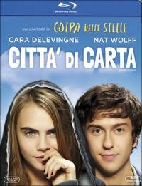 Cover Dvd Città di carta (Blu-ray)