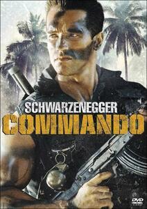 Commando di Mark L. Lester - DVD