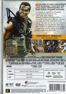 Commando di Mark L. Lester - DVD - 2