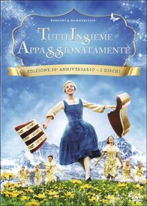Tutti insieme appassionatamente (2 DVD)<span>.</span> Edizione 50º anniversario di Robert Wise - DVD