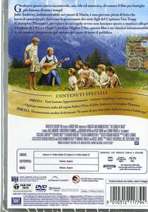 Tutti insieme appassionatamente (2 DVD)<span>.</span> Edizione 50º anniversario di Robert Wise - DVD - 2