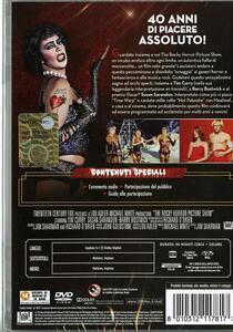 The Rocky Horror Picture Show di Jim Sharman - DVD - 2
