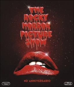 The Rocky Horror Picture Show (40th Anniversary Edition)<span>.</span> Edizione 40° anniversario di Jim Sharman - Blu-ray