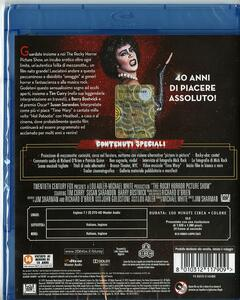 The Rocky Horror Picture Show (40th Anniversary Edition)<span>.</span> Edizione 40° anniversario di Jim Sharman - Blu-ray - 2