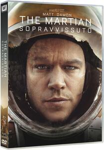 Sopravvissuto. The Martian di Ridley Scott - DVD