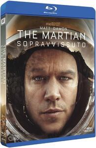 Sopravvissuto. The Martian di Ridley Scott - Blu-ray