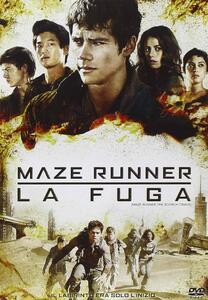 Maze Runner. La fuga di Wes Ball - DVD