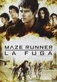 Cover Dvd Maze Runner - La fuga