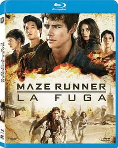 Maze Runner. La fuga di Wes Ball - Blu-ray