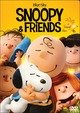 Cover Dvd Snoopy & Friends � Il film dei Peanuts
