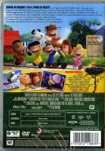 Snoopy & Friends. Il film dei Peanuts di Steve Martino - DVD - 2