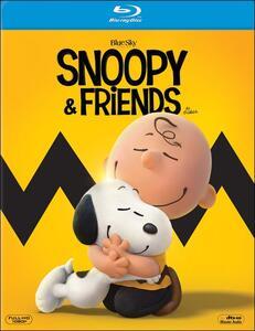 Snoopy & Friends. Il film dei Peanuts di Steve Martino - Blu-ray